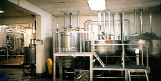 Flavorful Beverages Production Facility in Orlando