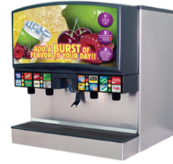 Soda and Carbonated Beverage Dispensing Machine