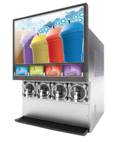 Frozen Carbonated Beverage Dispenser